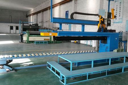 CNC等离子体焊接机械