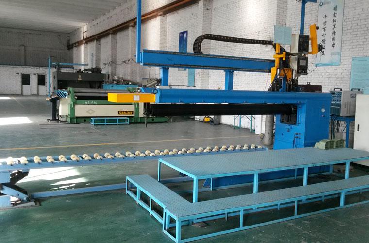 CNC-plasma-welding-machine