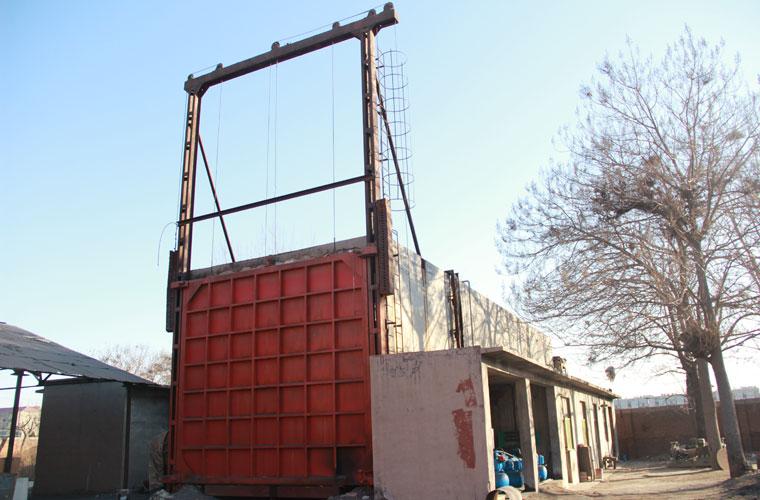 Heat-treatment-furnace