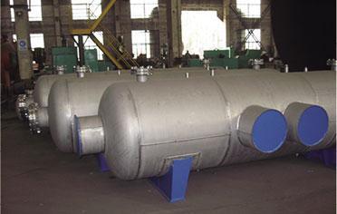 不锈钢压力容器出口到马来西亚