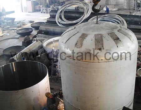 Fermentation Tank for Pharmaceutical