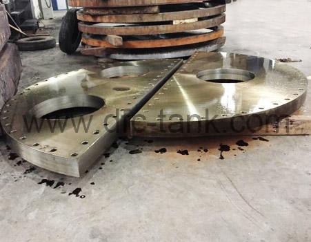 Titanium Clad Plate Heat Exchanger