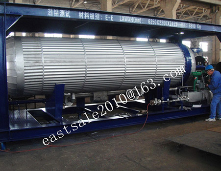 Steam Heat Exchanger