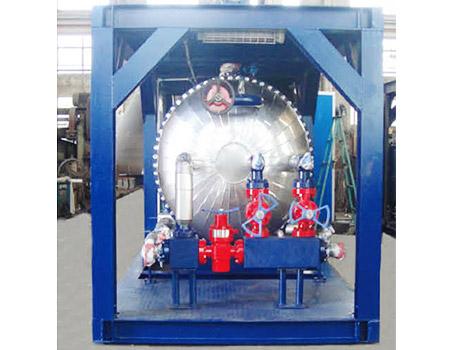 Multi-function Test Heat Exchanger Skid