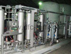 Instrument Air Pry Skid