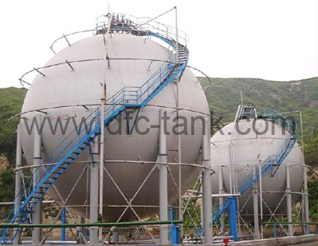 Large Storage Tank